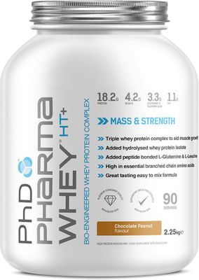 PhD Nutrition Whey HT+