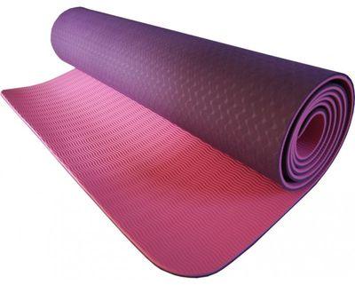 Power System Podložka na jógu Yoga Mat Premium 4056