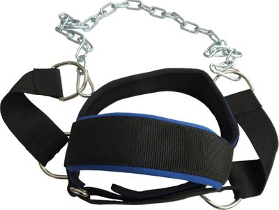 Power System Posilovač krčních svalů HEAD HARNESS