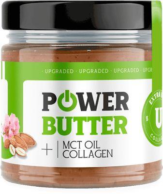 Powerlogy Power Butter + MCT + Collagen