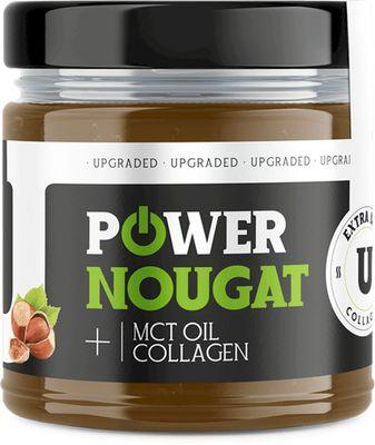 Powerlogy Power Nougat + MCT + Collagen