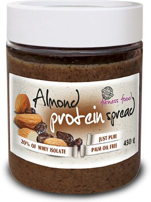Prom-IN almond protein spread