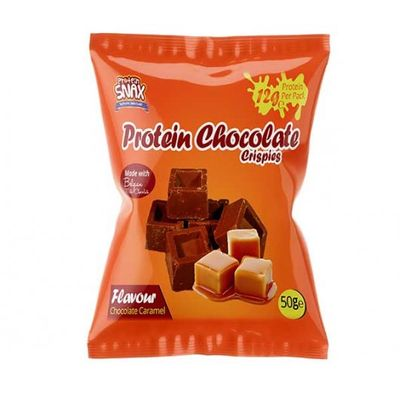 Protein Snax Protein Chocolate Crispies