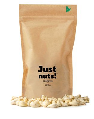R3ptile Just Nuts! Cashews raw