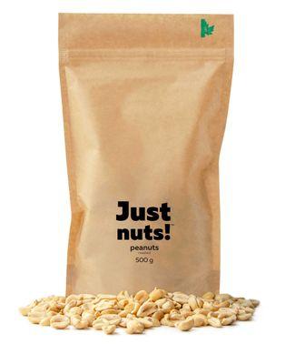 R3ptile Just Nuts! Peanuts roasted