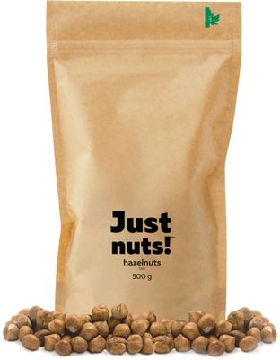 R3ptile Just Nuts! Hazelnuts raw