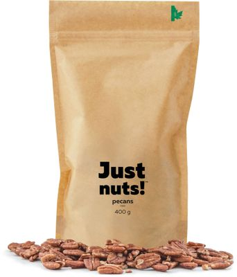 R3ptile Just Nuts! Pecans raw