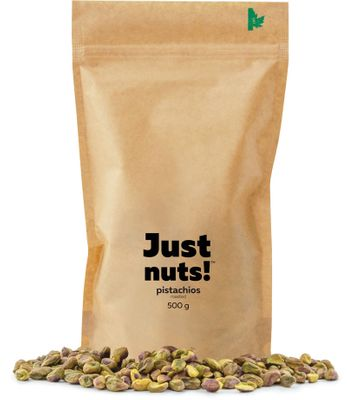 R3ptile Just Nuts! Pistachios roasted