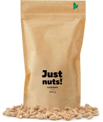 R3ptile Just Nuts! Cashews roasted