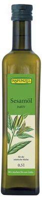 Rapunzel Sezamový olej BIO