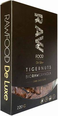 Rawfood Tigernuts RAW granola BIO