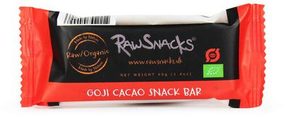 RawSnacks Snack Bar