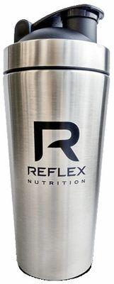 Reflex Nutrition Stainless Steel Shaker Bottle