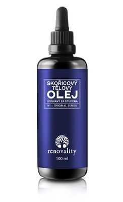 Renovality Skořicový tělový olej