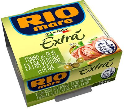 Rio Mare Tuňák v extra panenském olivovém oleji