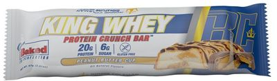 Ronnie Coleman Signature Series King Whey Protein Crunch Bar