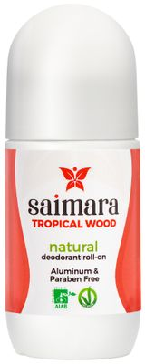 Saimara Roll-On Deo Tropical Wood
