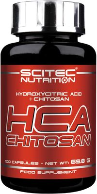 SciTec Nutrition HCA Chitosan