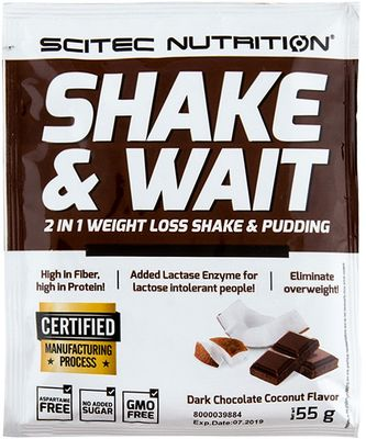 SciTec Nutrition Shake & Wait