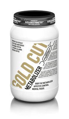 SizeAndSymmetry Nutrition Gold Cut