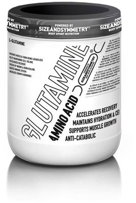 SizeAndSymmetry Nutrition L-glutamine