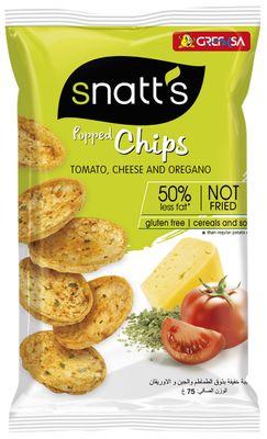 Snatt's Popped Chips
