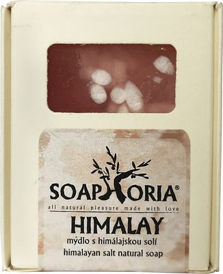 Soaphoria Himalay mýdlo s himalájskou solí