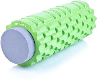 Spokey TEEL 2v1 Fitness roller