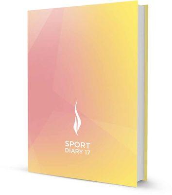 Sport Diary sportovní diář 2017