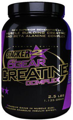 Stacker 2 6th Gear Creatine Complex