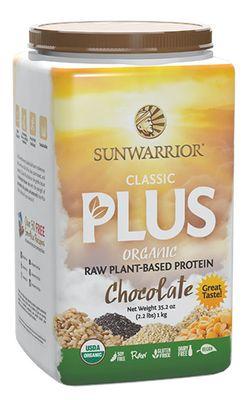 Sunwarrior Classic Protein Plus BIO