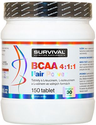Survival BCAA 4:1:1 Fair Power
