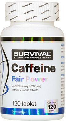 Survival Caffeine Fair Power