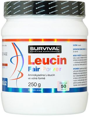 Survival Leucin Fair Power