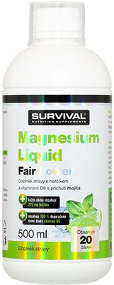 Survival Magnesium Liquid Fair Power