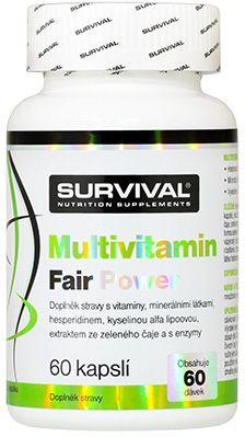 Survival Multivitamin Fair Power