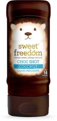 Sweet Freedom Choc Shot
