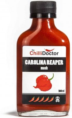 The ChilliDoctor Carolina Reaper Mash