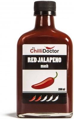 The ChilliDoctor Red Jalapeno Mash