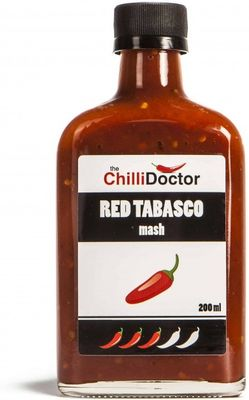 The ChilliDoctor Red Tabasco Mash