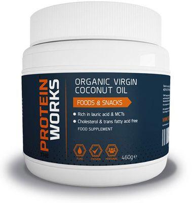 TPW Organic virgin coconut oil