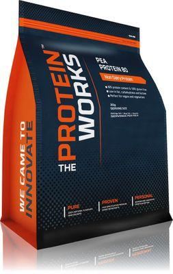 TPW Pea Protein 80