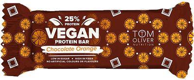 Tom Oliver Nutrition Vegan Protein Bar