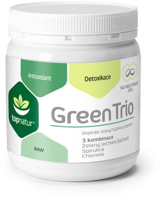 Topnatur Green trio