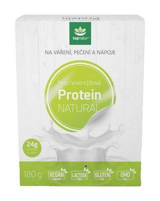 Topnatur Hrachovo-rýžový protein