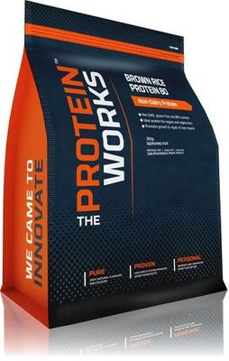 TPW Brown Rice Protein 80