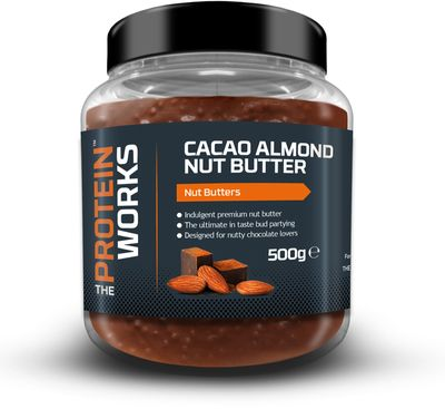 TPW Cacao Almond Nut Butter