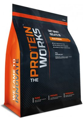 TPW Diet Whey Isolate 95