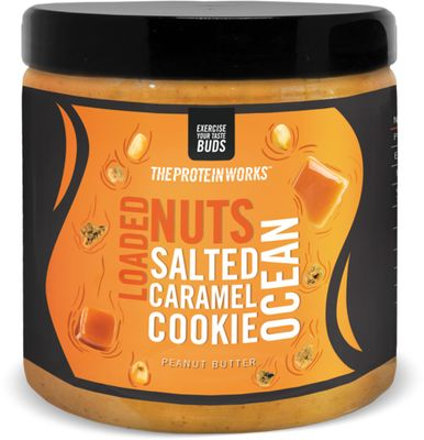TPW Loaded Nuts Peanut Butter