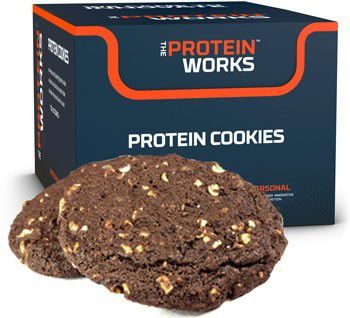 TPW Protein Cookies